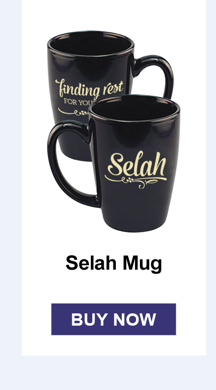 Selah Mug